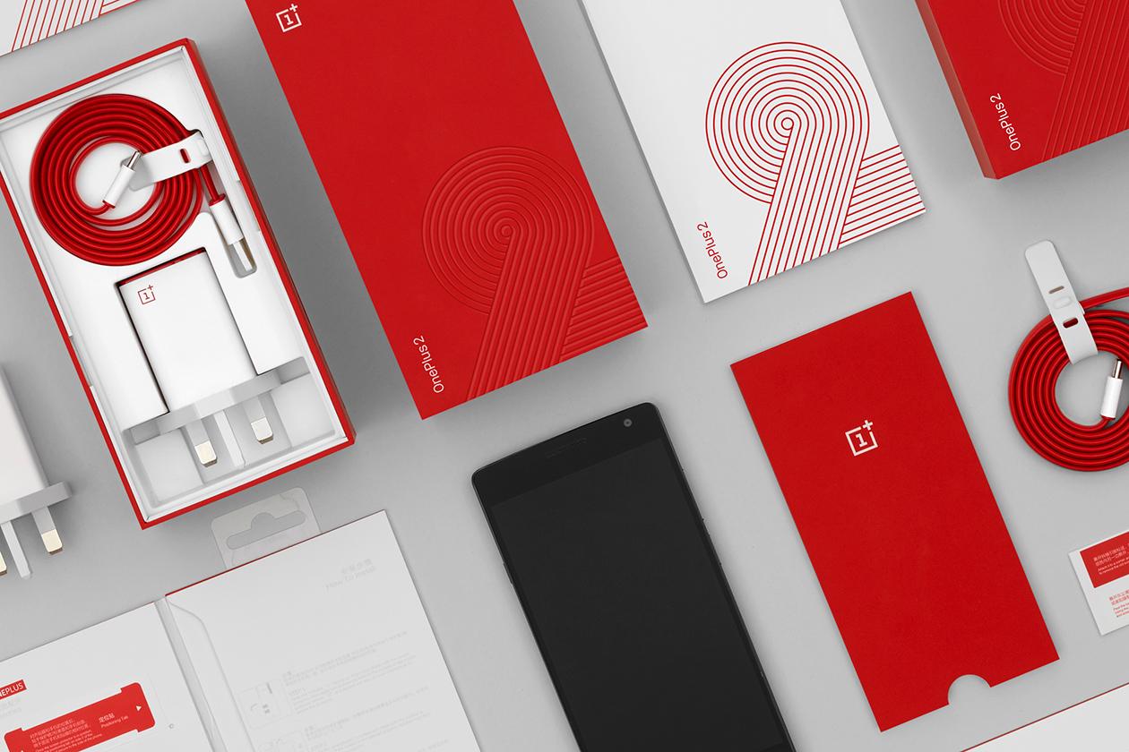 OnePlus 2 Packaging